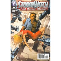 Stormwatch Post Human Division 11