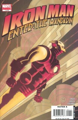 Iron Man Enter the Mandarin 1 (of 6)
