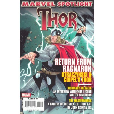 Marvel Spotlight 9 Thor