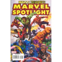 Marvel Spotlight 10 Marvel Zombies