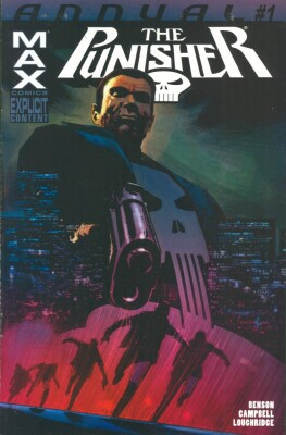 Punisher Vol. 5 Annual 1