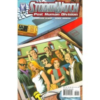 Stormwatch Post Human Division 12