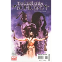 Marvel Illustrated The Last of the Mohicans 6 (of 6)