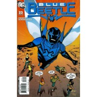 Blue Beetle 23
