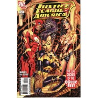 Justice League of America 20 (Vol. 2)