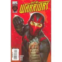 New Warriors (27) 10
