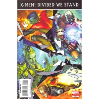 X-Men Divided We Stand 1 (of 2)