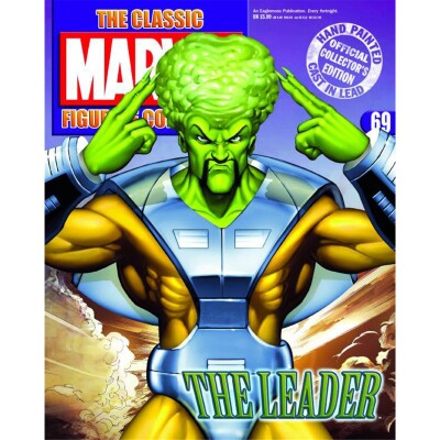 Classic Marvel Figurine Collection Magazin + Figur 69: Leader