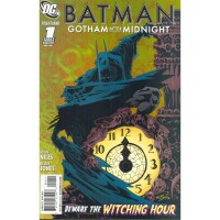 Batman Gotham After Midnight 01 (of 12)
