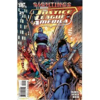 Justice League of America 21 (Vol. 2)