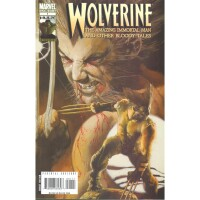 Wolverine The Amazing Immortal Man and other Bloody Tales