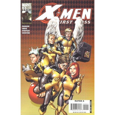X-Men First Class 12 (Vol. 2)