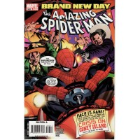 Amazing Spider-Man 563 (Vol. 1)