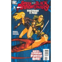 Green Arrow and Black Canary 09