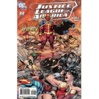 Justice League of America 22 (Vol. 2)