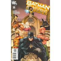 Batman and the Outsiders 10