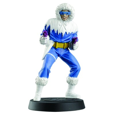 DC Comics Super Hero Collection Magazin + Figur 30: Captain Cold