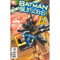 Batman and the Outsiders 14