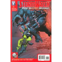 Stormwatch Post Human Division 17