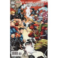 Justice League of America 28 (Vol. 2)