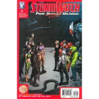 Stormwatch Post Human Division 18