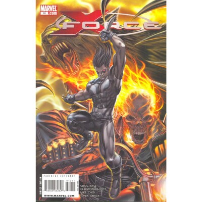 X-Force 10 (Vol. 3)