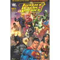 Justice League of America Sonderband 07: Sturm des Wandels