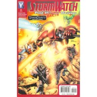 Stormwatch Post Human Division 21