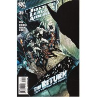 Justice League of America 35 (Vol. 2)