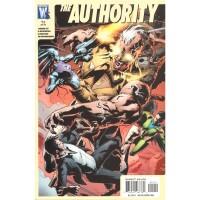 Authority 12 (Vol. 5)