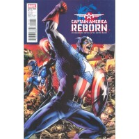 Captain America Reborn 1 (of 5)