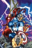 Marvel Apes Sonderband Variant (Comic Action 2009)