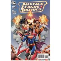 Justice League of America 37 (Vol. 2)