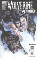 Wolverine Weapon X 6