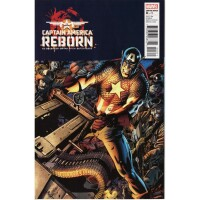 Captain America Reborn 3 (of 5)
