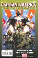 Captain America Theater of War Ghosts of My Country