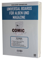 Comic Concept Alben & Magazinboards (220 x 298 mm)