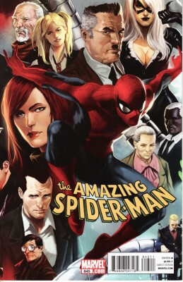 Amazing Spider-Man 645 (Vol. 1)