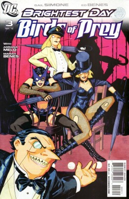 Birds of Prey 3 (Vol. 2)