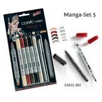 Copic Ciao Manga Set 5