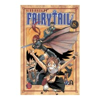 Fairy Tail 8 (Hiro Mashima)