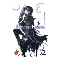 Pandora Hearts 2 (Jun Mochizuki)