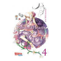 Pandora Hearts 4 (Jun Mochizuki)