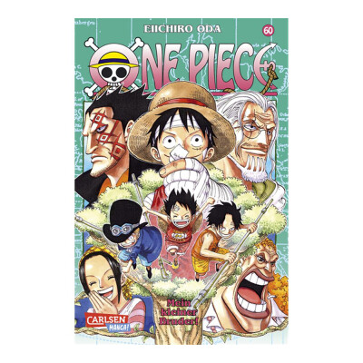 One Piece 60 (Eiichiro Oda)