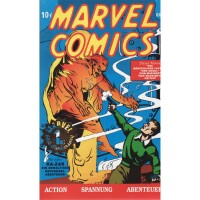 Marvel 60th Anniversary: Marvel Comics 1 (Gold Stamp)