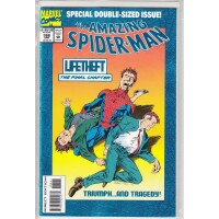 Amazing Spider-Man 388 Foil Cover (Vol. 1)