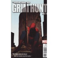 Amazing Spider-Man 637 1:2 Cover (Grim Hunt Part 4) (Vol. 1)