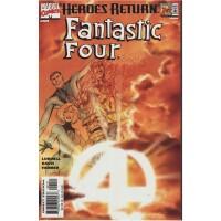 Fantastic Four 1 (Variant) (Vol. 3)