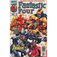 Fantastic Four 16 (Vol. 3)