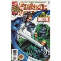 Fantastic Four 25 (Vol. 3)